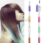 7 colors temporary colorful hair