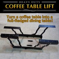 Lift Up Top Convertible Coffee Table Hinge DIY Hardware ...