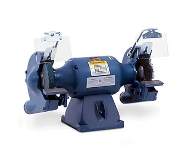 Baldor 8250w 8 Quot Grinder And Buffer 3 600 Rpm Cast Iron