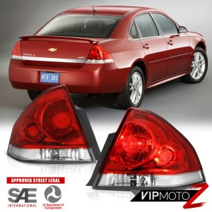 [LEFTRIGHT] 20062013 Chevy Impala Factory Style Red Tail