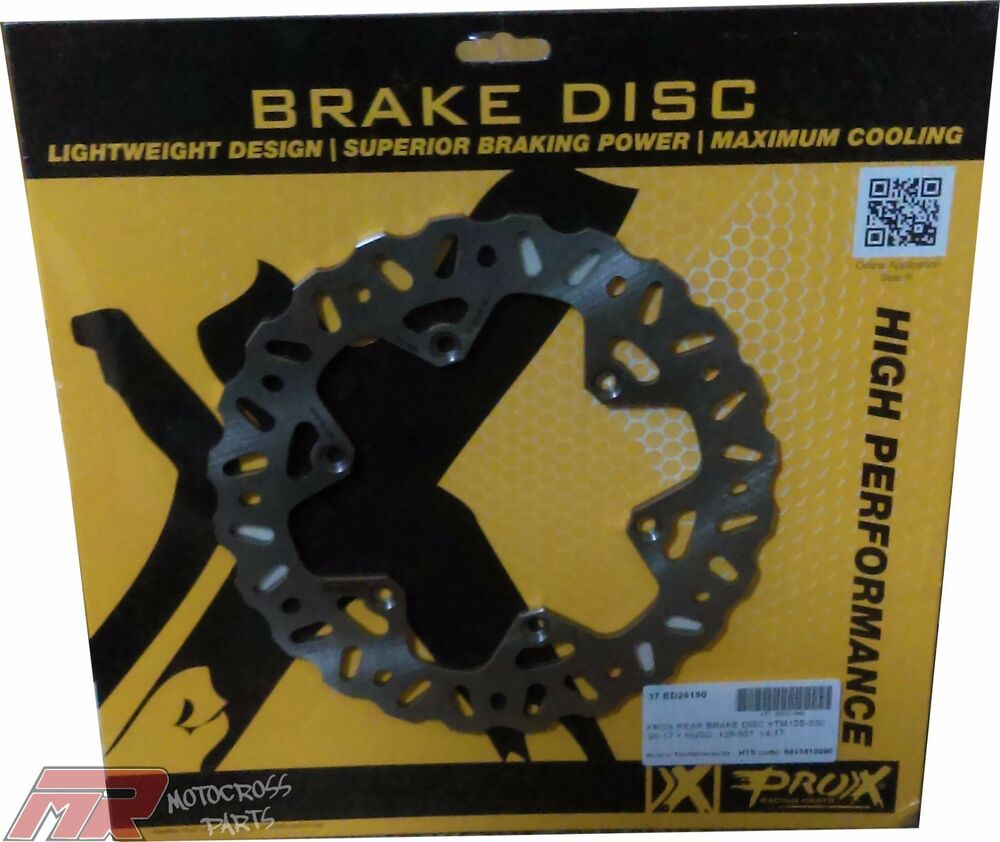 hight resolution of details about prox rear brake disc rotor ktm 520 sx 520sx 520exc 520 exc 2000 2002