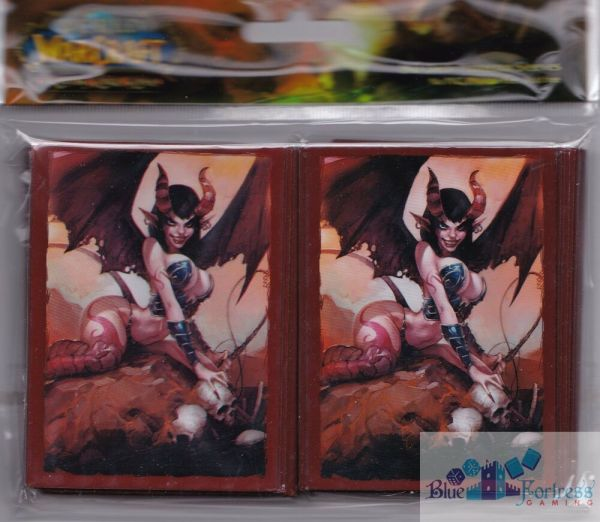 Selora Succubus Wow Mtg Deck Protectors Card Sleeves