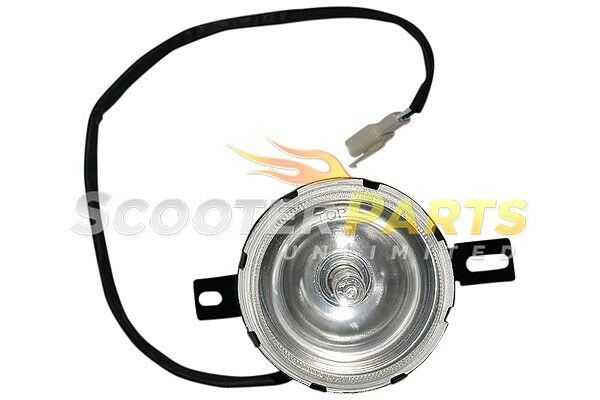Chinese Atv Quad Head Light Lamp 50cc 90cc 110cc 125cc