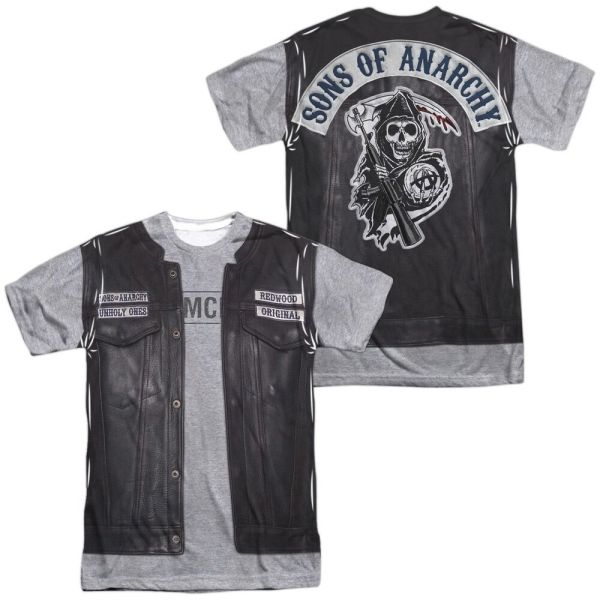 Sons of Anarchy Vest Costume