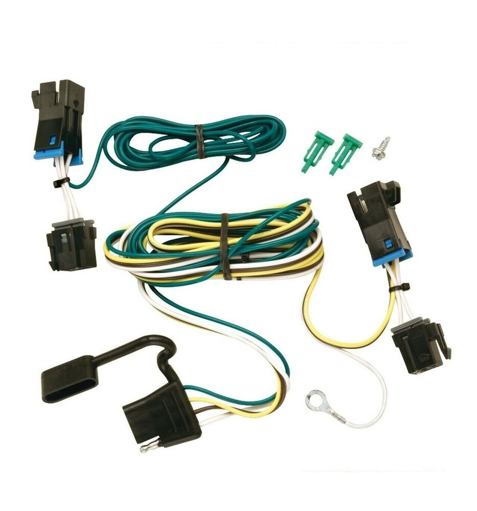 2012 chevy express trailer wiring harness