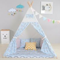 Childrens Teepee Tents. Kids Premium Tipi Wigwam Play ...