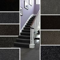 Black Carpet, Cheap Black Carpets, Twist & Saxony Pile