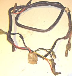 details about yamaha it 175 1979 wire harness assembly it175 [ 1000 x 947 Pixel ]