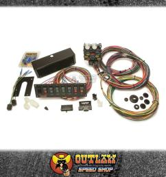 details about painless wiring 12 circuit drag race harness switch panel kit drag pw50003 [ 1000 x 1000 Pixel ]