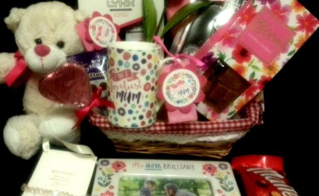 Mothers Day Gift Hamper For Her Chocolates Gifts For Mom