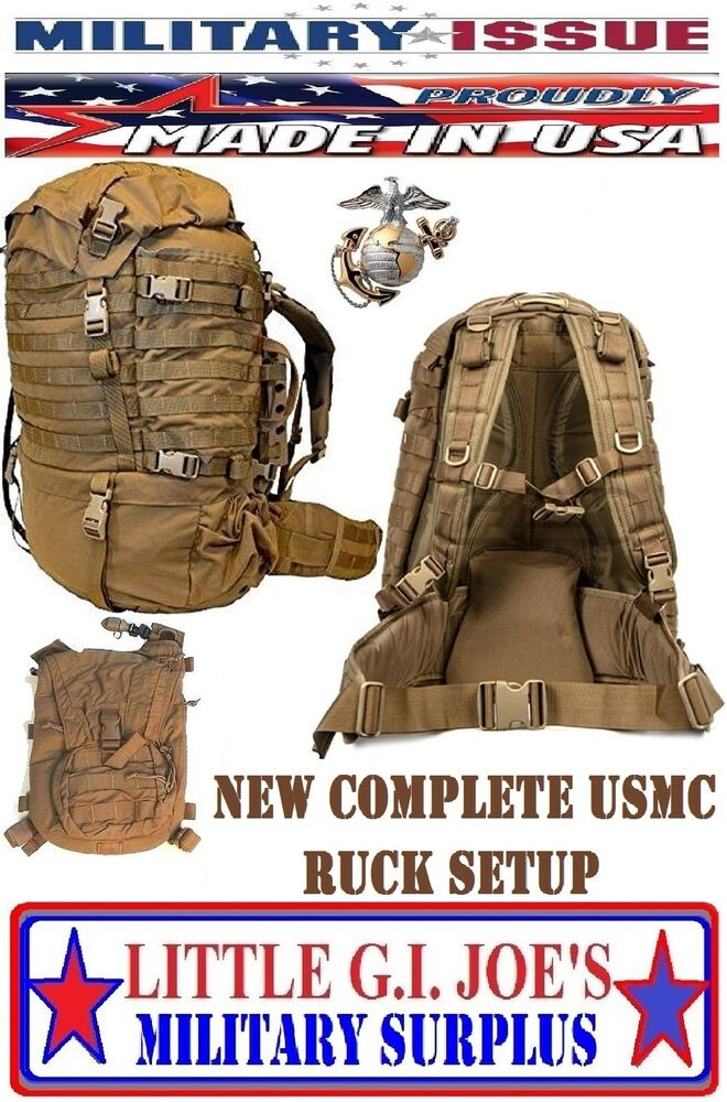 New Usmc Issue Eagle Industries Usmc Filbe Pack System