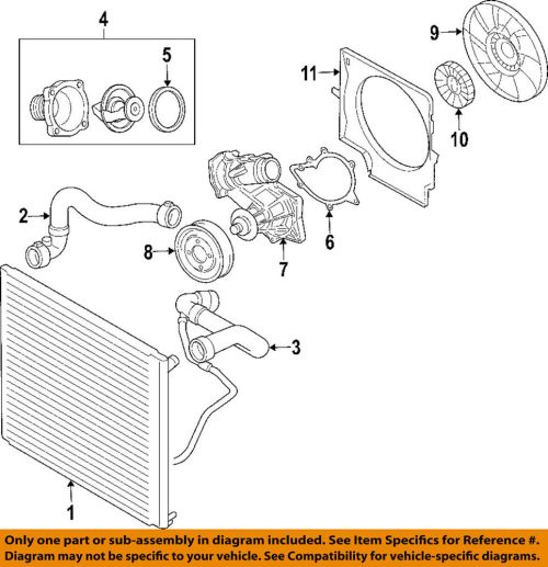 small resolution of land rover oem 03 05 range rover engine coolant thermostat pel000060 ebay