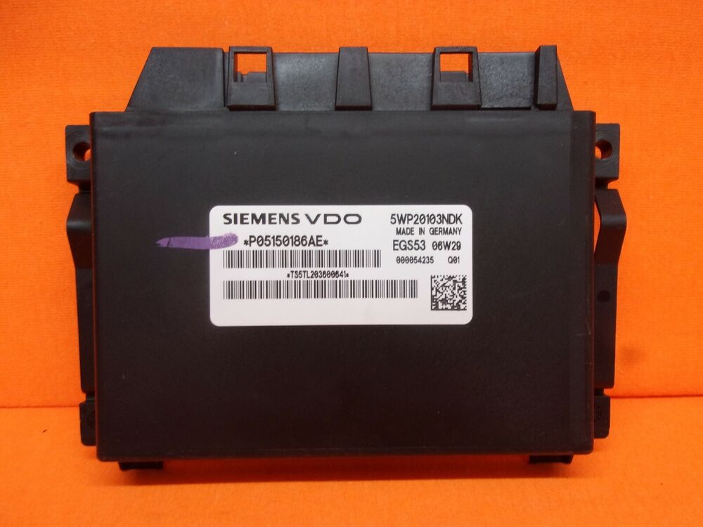 How To Reprogram Your Transmission Control Module Ebay