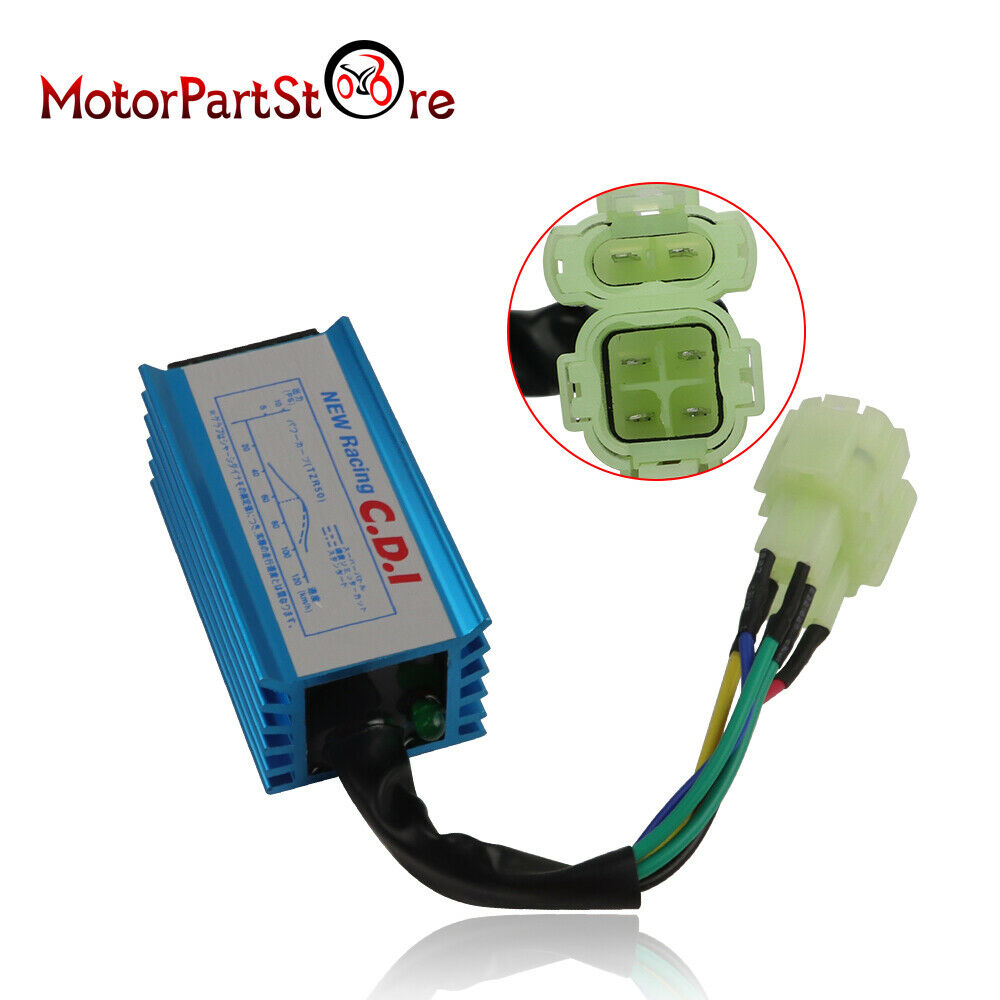 medium resolution of details about racing ignition cdi unit fit honda xr600r xr500r xr350r xr250r crf xr 100 bike