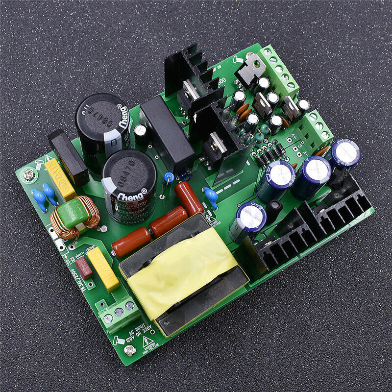 High Voltage Mini Power Supply By 2n2222