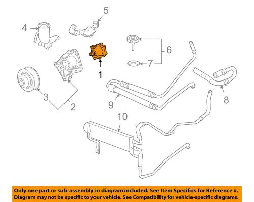 small resolution of details about chevrolet gm oem 09 13 corvette power steering pump 15857665