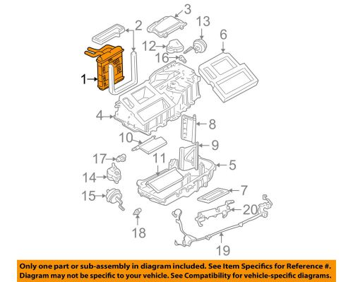 small resolution of details about gm oem hvac heater core 52473178