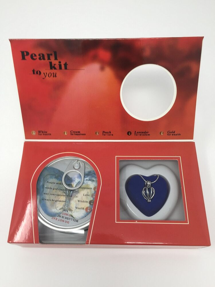 Love Wish Pearl Kit Harvest Your Own Pearl Great Gift EBay