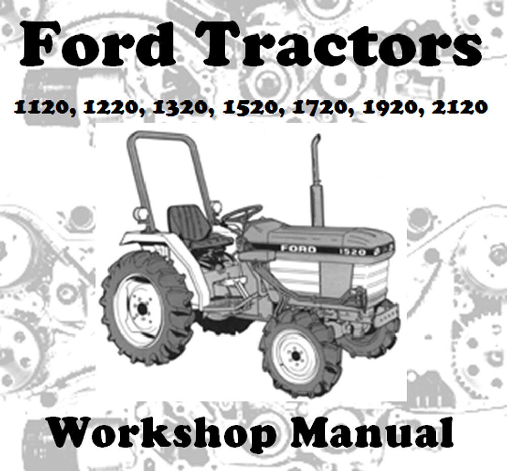 hight resolution of ford 1220 tractor wiring diagram