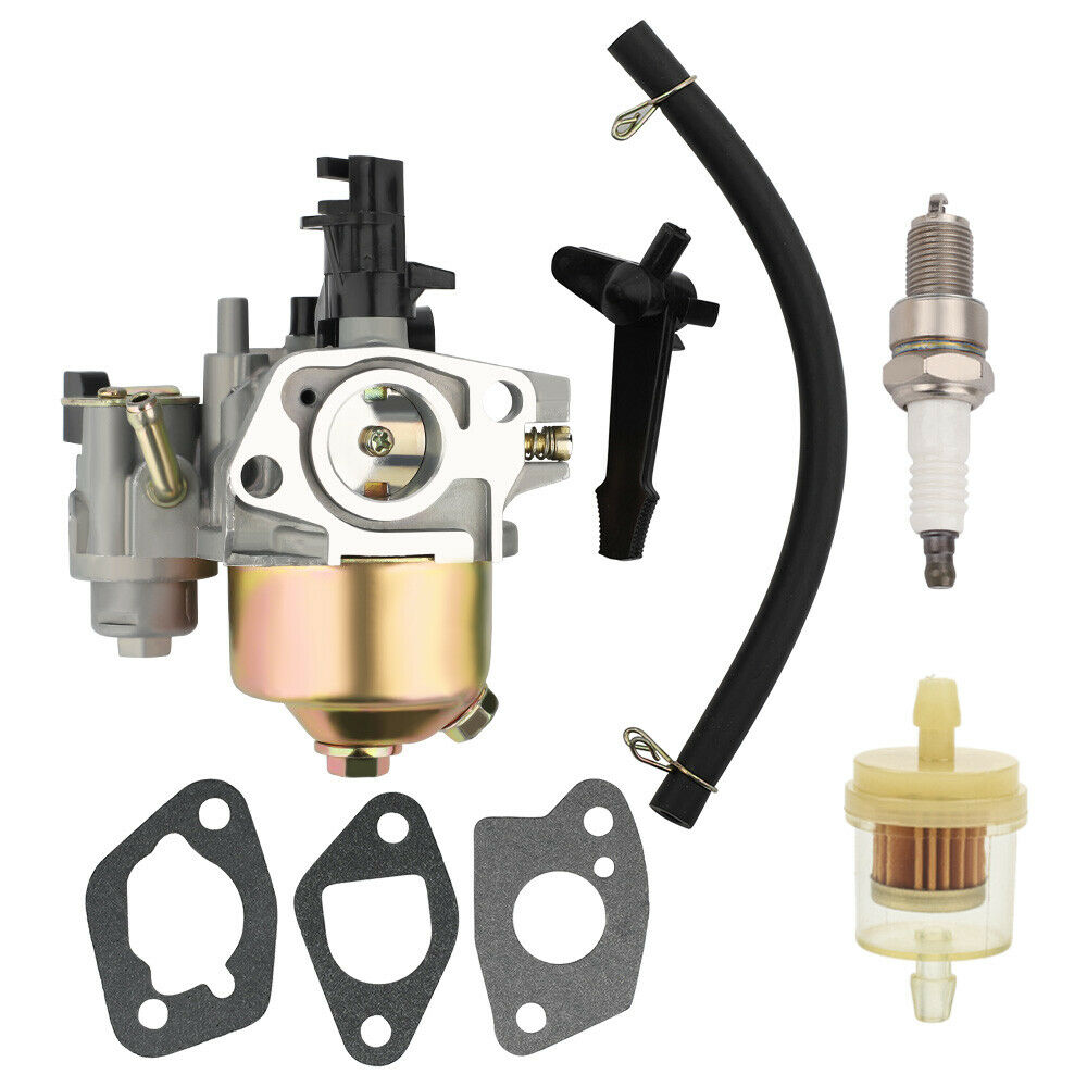hight resolution of details about carburetor for harbor freight predator 212cc 60363 69730 engine with fuel filter