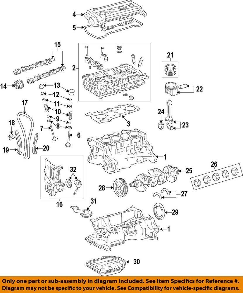 medium resolution of details about kia oem 12 17 rio engine timing cover 213502b703