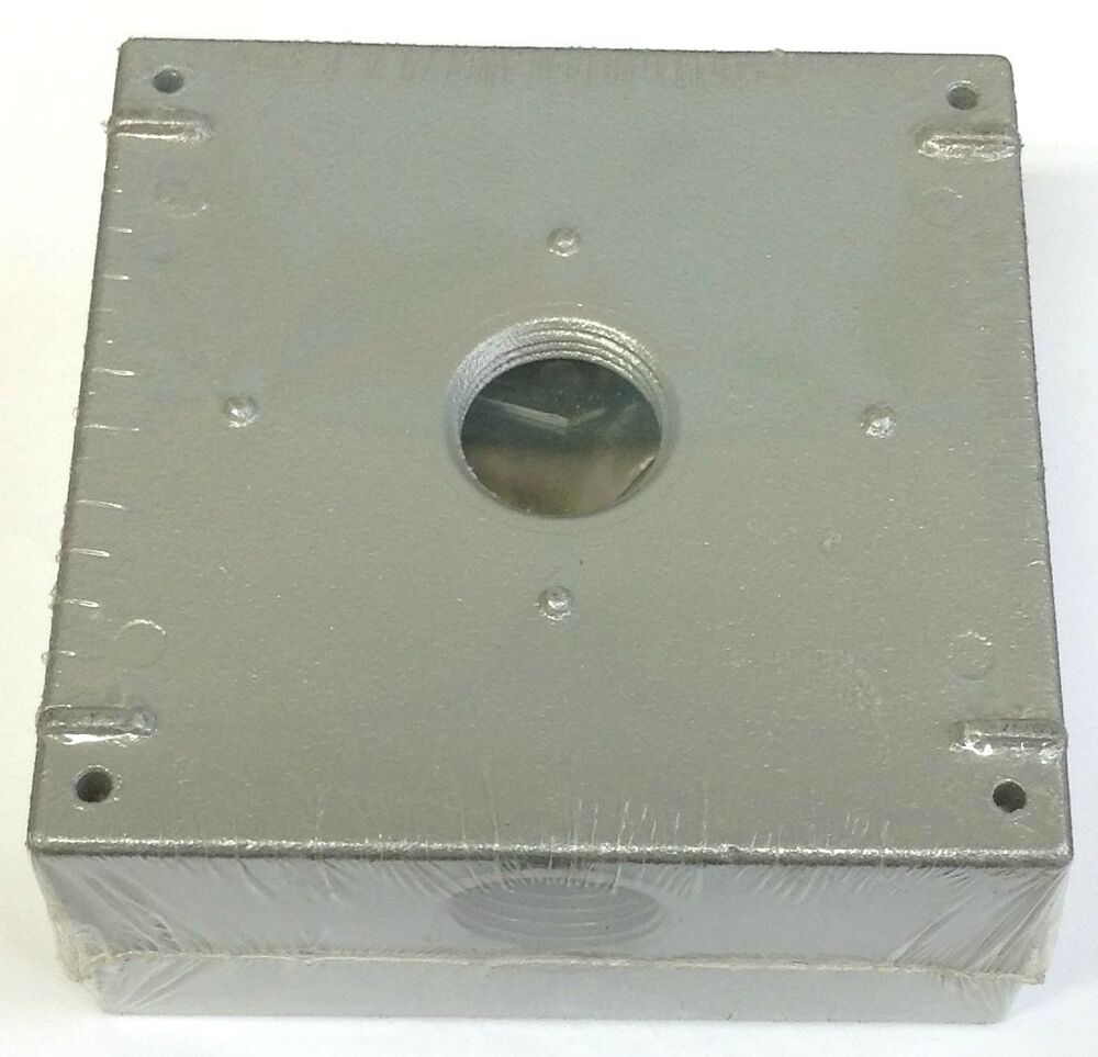 medium resolution of ace three holes 3 4 all weather weatherproof electrical wiring junction box 82901017820 ebay