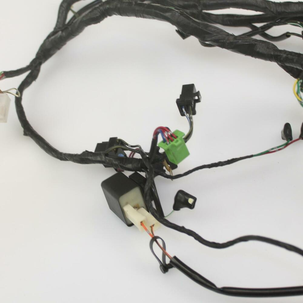 hight resolution of details about 2011 kawasaki ninja 250r oem main engine wiring harness motor wire loom