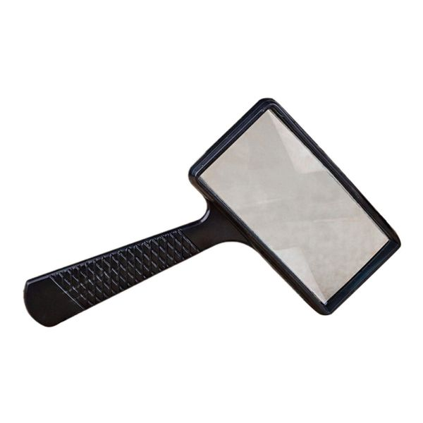Handheld Rectangular 10x Magnifier Magnifying Glass Loupe Reading Jewelry'''