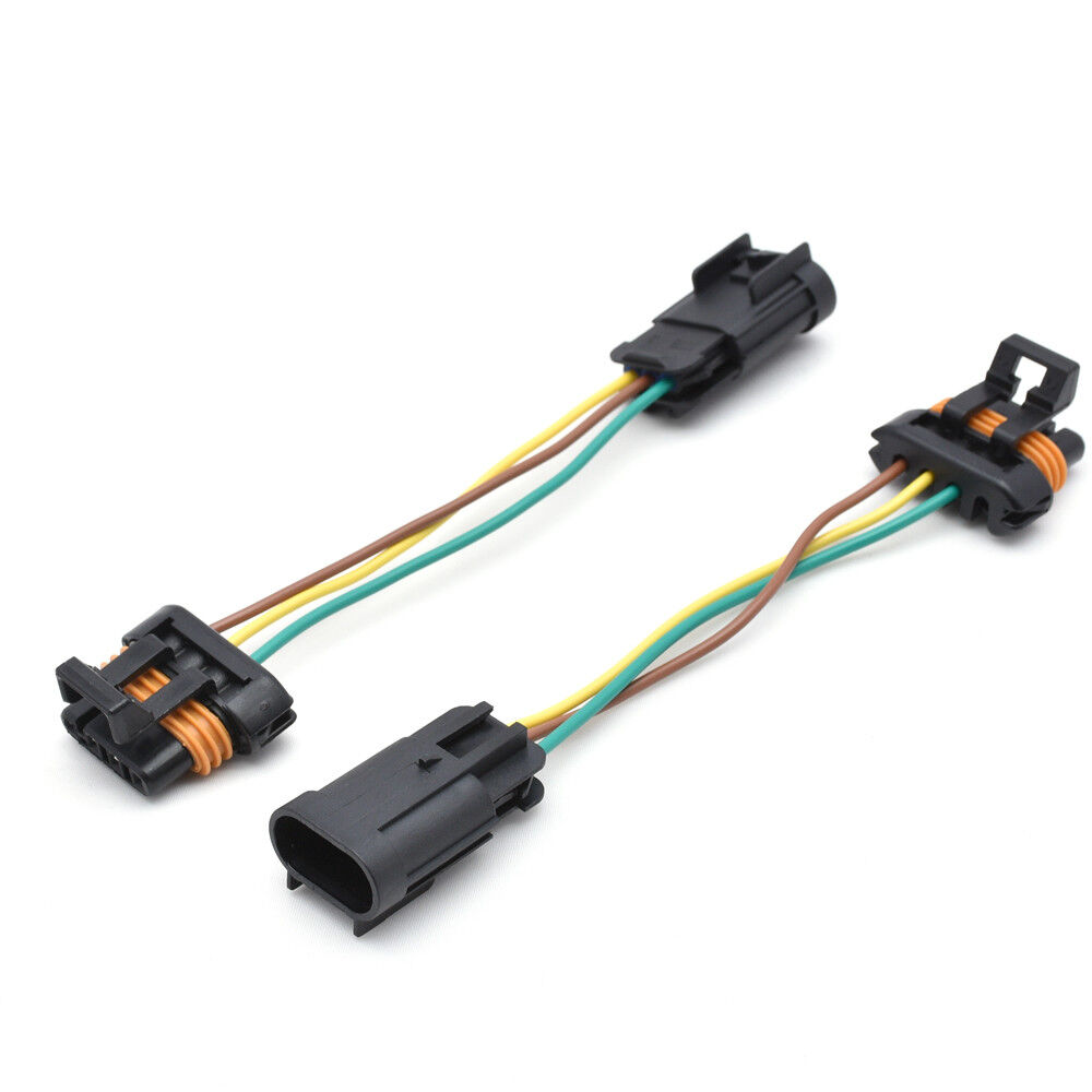 hight resolution of details about 11 14 polaris rzr 800 to led 900xp headlight conversion wire harness plugs lh rh