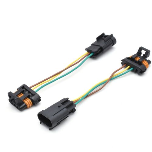 small resolution of details about 11 14 polaris rzr 800 to led 900xp headlight conversion wire harness plugs lh rh