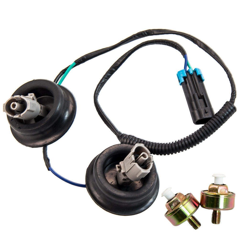 hight resolution of details about dual knock sensors and wire harness for gm ls1 lq9 ls6 4 8l 5 3l 5 7l 6 0l 8 1l