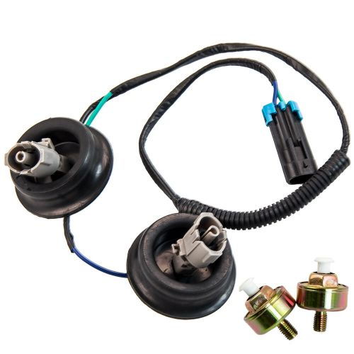 small resolution of details about dual knock sensors and wire harness for gm ls1 lq9 ls6 4 8l 5 3l 5 7l 6 0l 8 1l