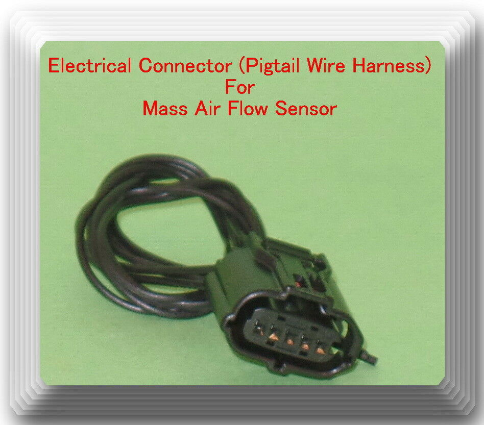 hight resolution of details about electrical connector of mass air flow sensor mas0354 fit gm 07 10 diesel v8 6 6l