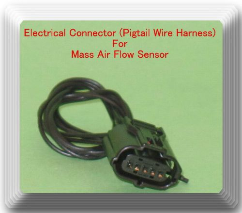 small resolution of details about electrical connector of mass air flow sensor mas0354 fit gm 07 10 diesel v8 6 6l