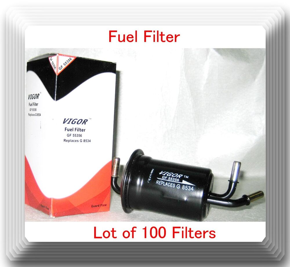 hight resolution of details about lot of 100 f55356 fuel filter fits kia sephia 999 2001 spectra 2000 2004 l4 1 8l
