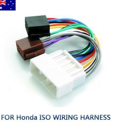 details about for honda iso wiring harness stereo radio plug lead loom connector adaptor au [ 1000 x 1000 Pixel ]
