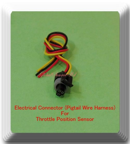 small resolution of acura slx wire harness wiring library3 wires electrical connector of throttle position sensor th51 for gm
