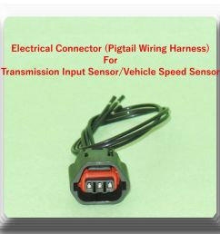 details about electrical connector of input vehicle speed sensor sc297 fits hyundai kia [ 1000 x 959 Pixel ]