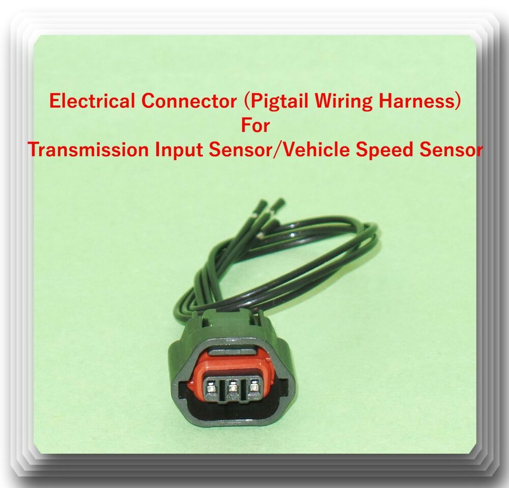 medium resolution of details about electrical connector of input vehicle speed sensor sc297 fits hyundai kia