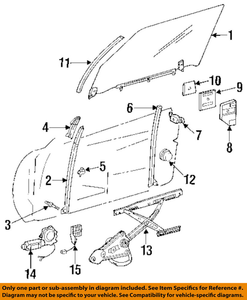 medium resolution of details about mercedes oem 94 02 sl500 door front guide pin 1299910112