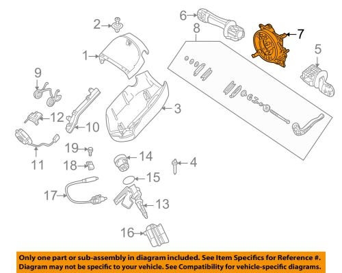 small resolution of details about bmw oem 04 08 z4 airbag air bag clockspring clock spring 61318379091