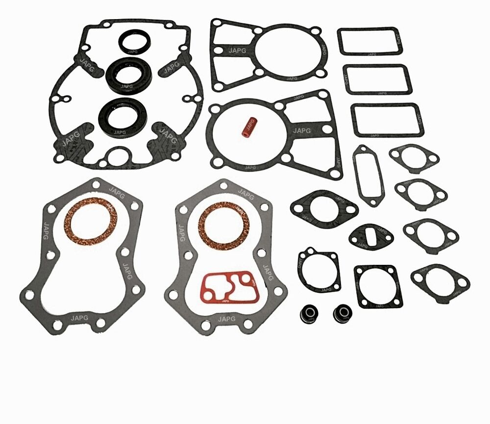 Engine Gasket & Seal Set, Kohler KT17, KT19, KT21, M18