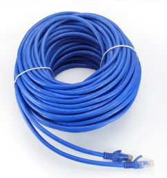 details about cat6 100ft utp cable solid 24awg white 550mhz network ethernet bulk wire lan [ 1000 x 1000 Pixel ]