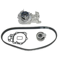 details about kp25577xs timing belt kit water pump fit renault clio ii iii iv 1 2 16v new [ 1000 x 1000 Pixel ]
