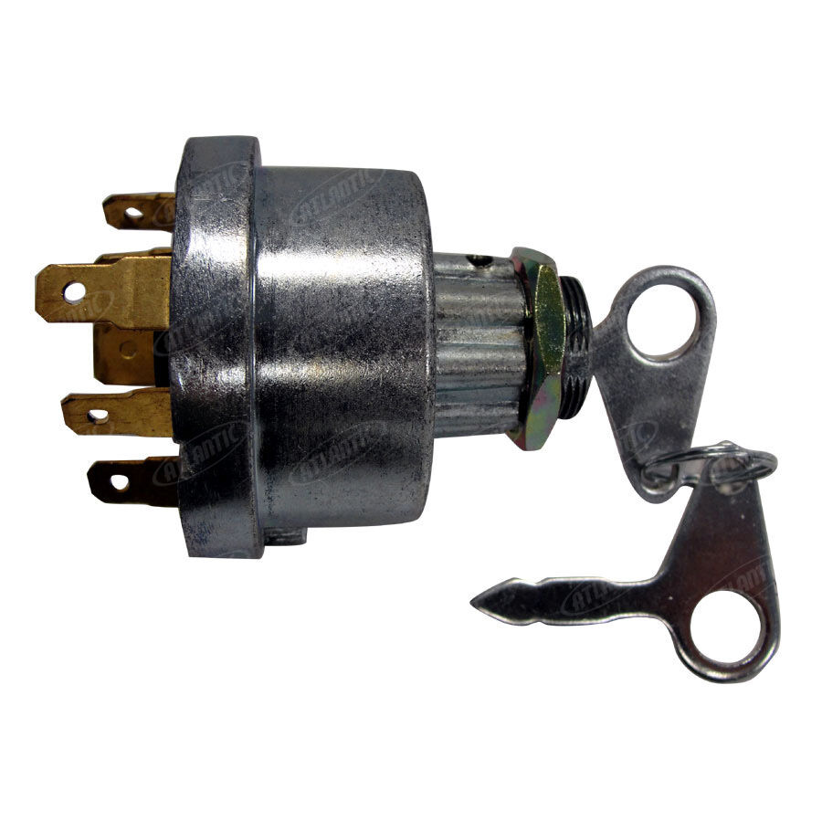 medium resolution of details about ford tractor ignition switch for models with pre heat 81871583 e7nn11n501ab