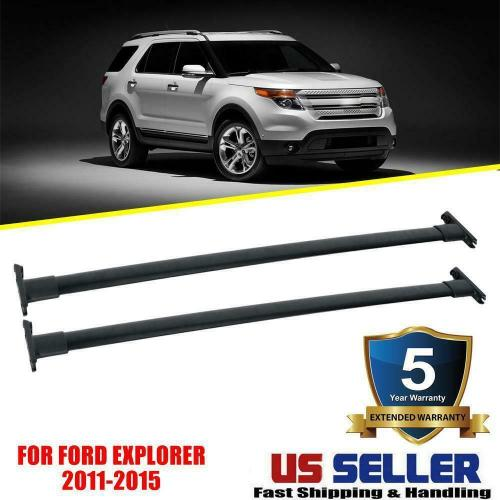 small resolution of details about for 2011 2012 2013 2014 2015 ford explorer top roof rack cross rail bar oe style