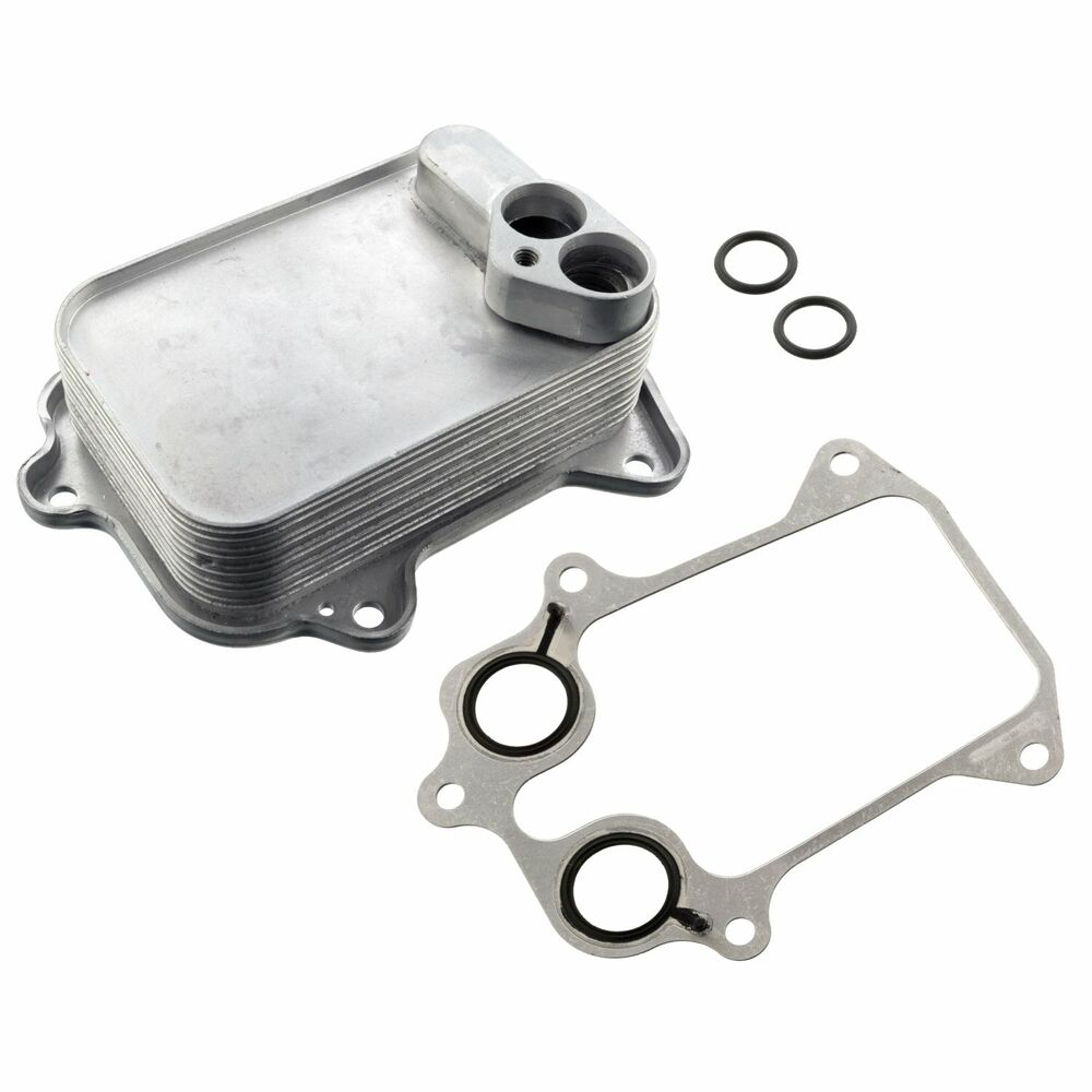 medium resolution of details about febi oil cooler with gaskets vw beetle 5c crosstouran 1 1t eos 1f golf 5 103299