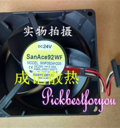 details about sanyo 9wf0924h205 cooling fan for fanuc dc24v 0 35a 92 92 25mm 3pin mq17 ql [ 1000 x 800 Pixel ]