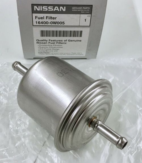 small resolution of details about infiniti fuel filter q45 qx4 16400 0w005 new oem