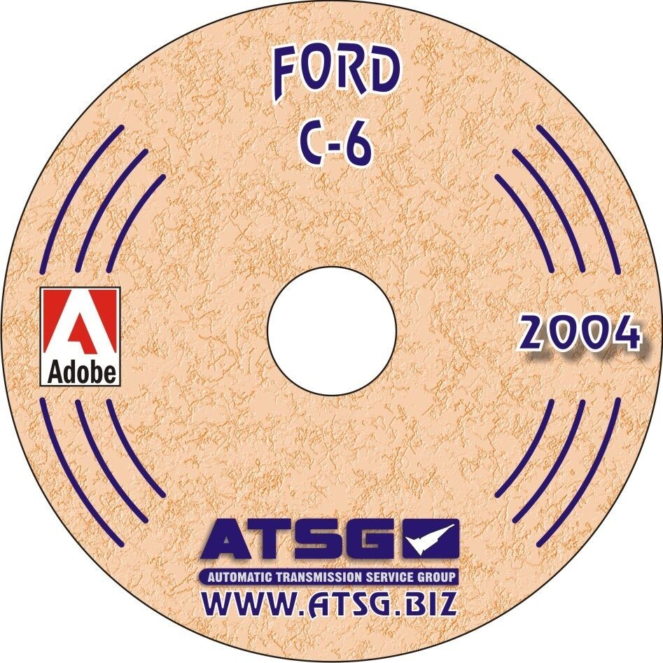 hight resolution of details about ford c6 atsg rebuild manual c 6 transmission overhaul service book truck car